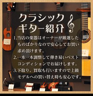 クラシックギター紹介